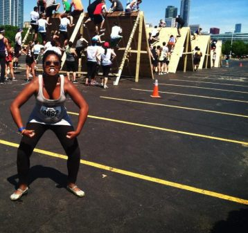 Beast Mode : Chicago Urban Warrior Dash 2013