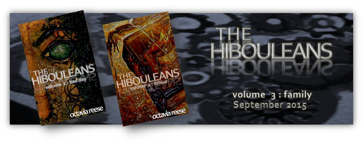 the hibouleans octavia reese
