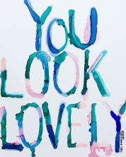 YOU LOOK LOVELY//GRLPWR//OCTAVIANINK 2016